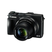 Canon Powershot G1X MK II Camera Black 15MP 4xZoom Touch 3.0LCD 24mm Wide WiFi