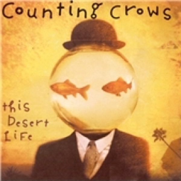 Counting Crows This Desert Life CD