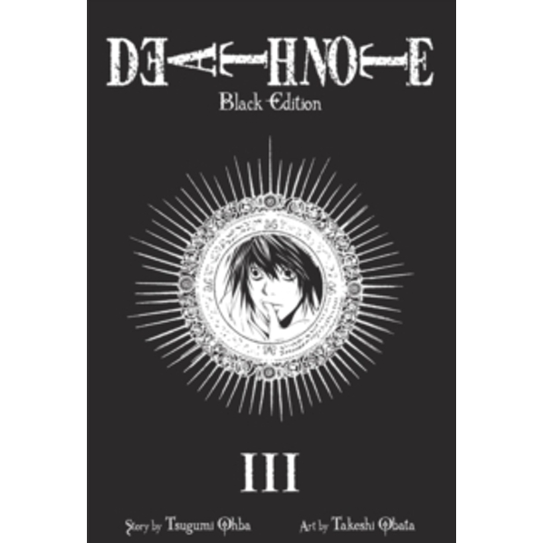 Death Note Black Edition, Vol. 3 : 3