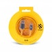Swipe Link - Micro Charge & Sync Cable 1m - Yellow - Image 2