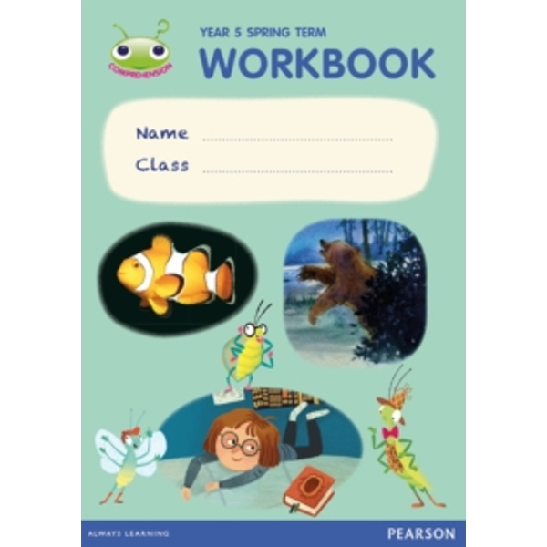 Bug Club Comprehension Y5 Term 2 Pupil Workbook by Andy Taylor, Catherine Casey, Sarah Snashall (Paperback, 2017)