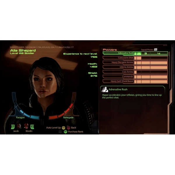 Mass Effect 2 Game (Classics) Xbox 360 - Image 3