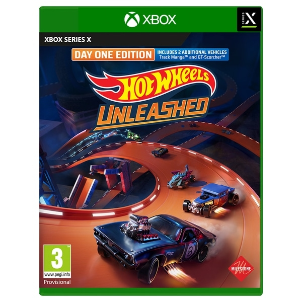 Hot Wheels Unleashed Day One Edition Xbox Series X Game