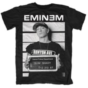 Eminem - Arrest Men's X-Large T-Shirt - Black