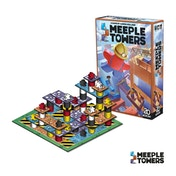 Meeple Towers Board Game *English Version*
