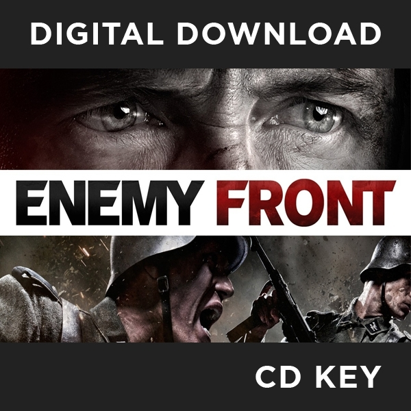 Enemy Front Limited Edition PC CD Key Download for Steam