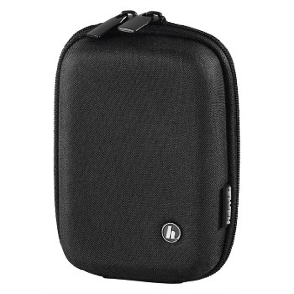 Image of Hama Hardcase Trinidad Camera Bag 60 m Black Travel Bag 18 cm Black