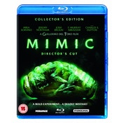 Mimic Director's Cut Blu-ray