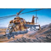 Mil Mi-24D Hind 1:100 Revell Model Kit