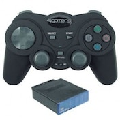4gamers PS2 Wireless Controller