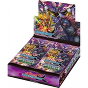 BuddyFight X TCG Vol.02A Evolution & Mutation Booster Box (30 Packs)