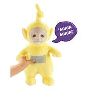 Teletubbies Talking Laa-Laa Yellow Soft Toy