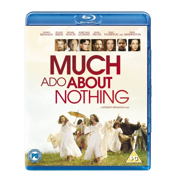 Much Ado About Nothing (2017) Blu-ray