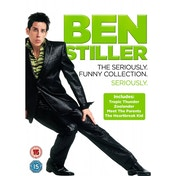 The Ben Stiller 4 Film Collection DVD