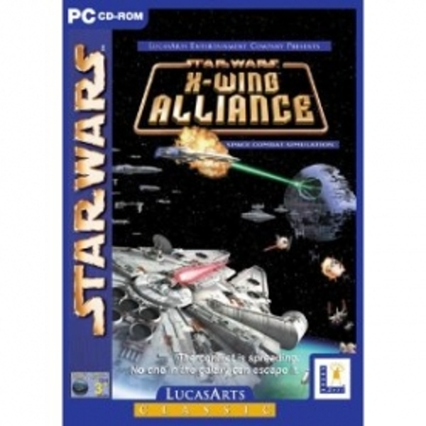 Ex-Display Star Wars X-Wing Alliance Game PC Used - Like New