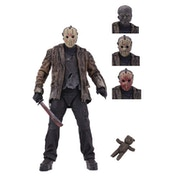 Ultimate Jason Voorhees Ultimate (Freddy Vs Jason) NECA 7 Inch Action Figure
