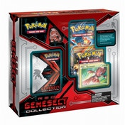 Pokemon TCG Red Genesect Collection Box