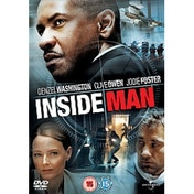 Inside Man DVD