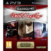 Devil May Cry HD Collection Game PS3