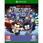South Park The Fractured But Whole Xbox One Game [Used]