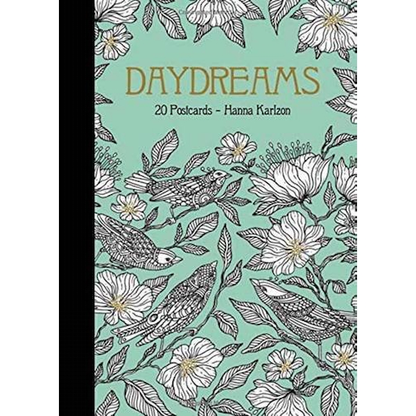 Daydreams 20 Postcards by Hanna Karlzon (Paperback, 2016)