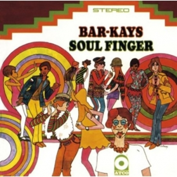 Bar-Kays- Soul Finger