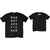 Machine Gun Kelly - Bad Mo-Fu Men's X-Large T-Shirt - Black