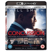 Concussion 4K UHD + Blu-ray + Digital HD