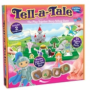 Tell-a-Tale Pre-School Fairy Tale Edition Storytelling Game