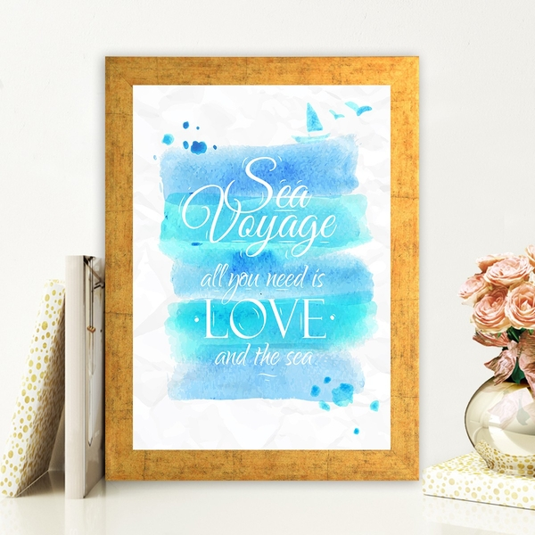 AC177498167 Multicolor Decorative Framed MDF Painting
