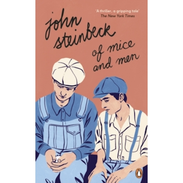 Of Mice and Men by John Steinbeck (Paperback, 2017)