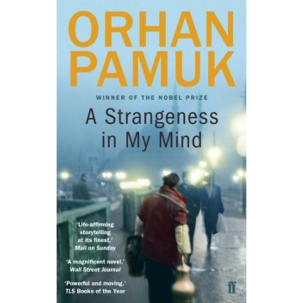 A Strangeness in My Mind Paperback