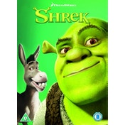 Shrek (2018 Artwork Refresh) DVD