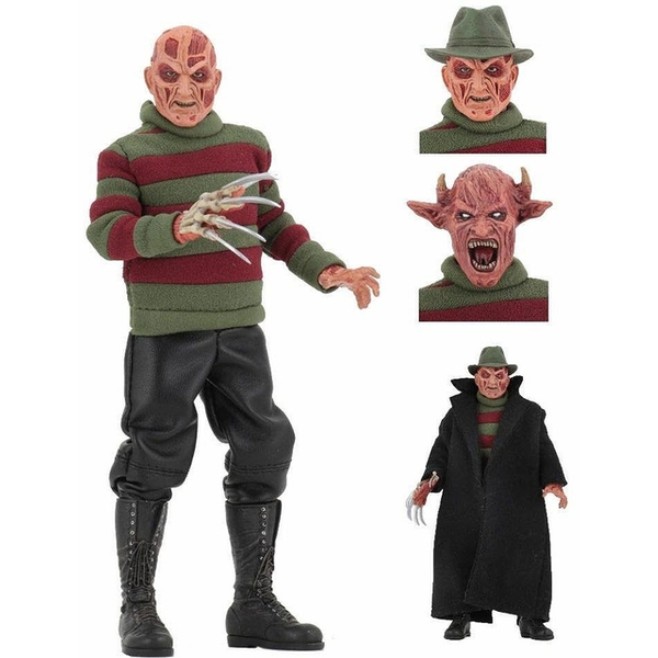 New Nightmare Freddy (Nightmare on Elm Street) Neca Action Figure