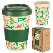 Toy Soldier Bambootique Eco Friendly Design Travel Cup/Mug
