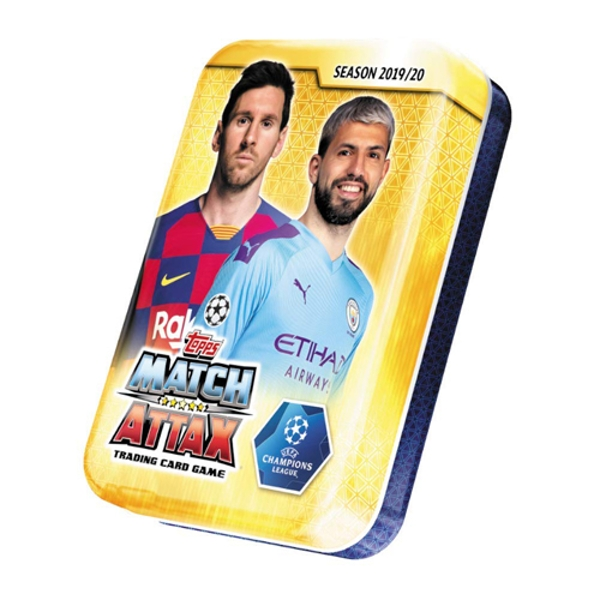 Match Attax 19/20 Football Trading Card Mini Tin