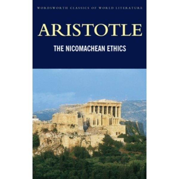 The Nicomachean Ethics by Aristotle (Paperback, 1996)