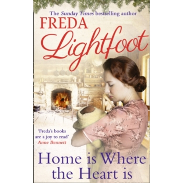 Home Is Where The Heart Is by Freda Lightfoot (Paperback, 2015)