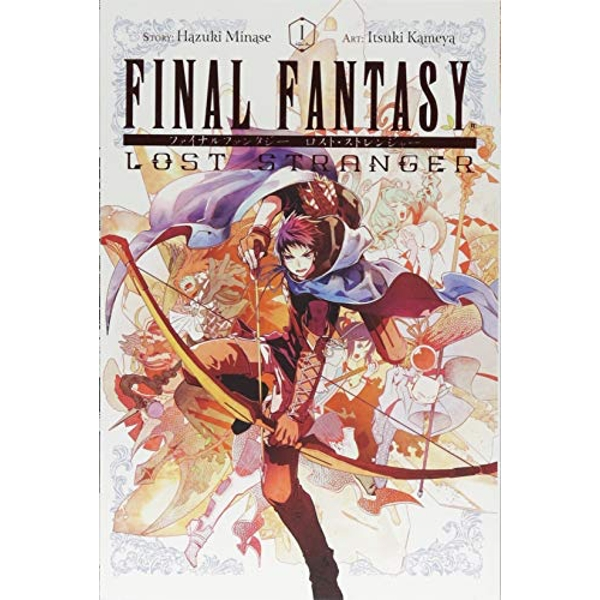 Final Fantasy Lost Stranger, Vol. 1