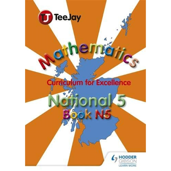TeeJay National Maths Textbook N5 by James Cairns, James Geddes, Tom Strang (Paperback, 2013)