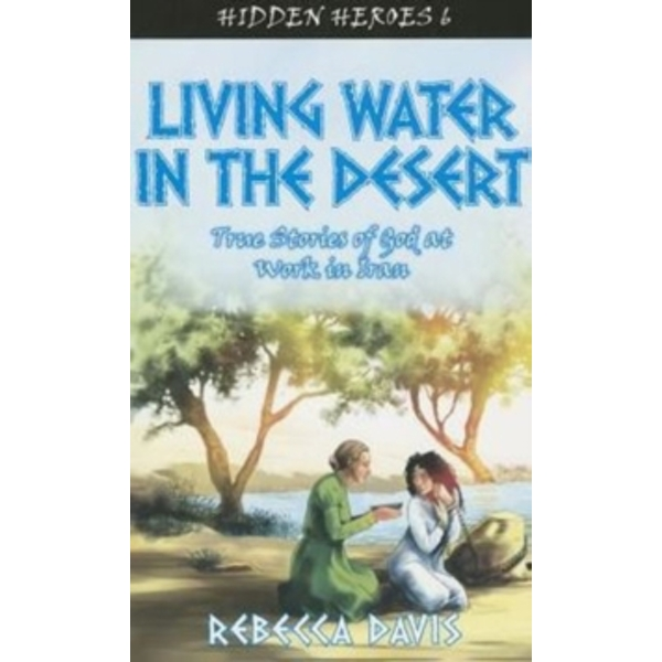 Living Water in the Desert: True Stories of God at work in Iran by Rebecca Davis (Paperback, 2015)