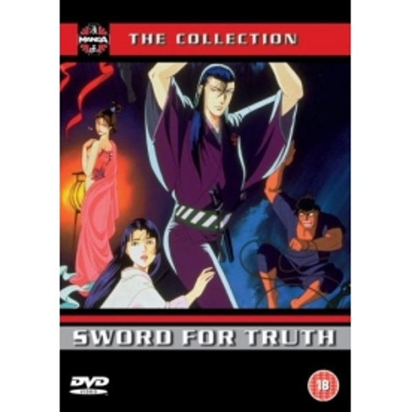 Sword For Truth DVD