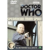 Doctor Who: Spearhead From Space DVD 1970