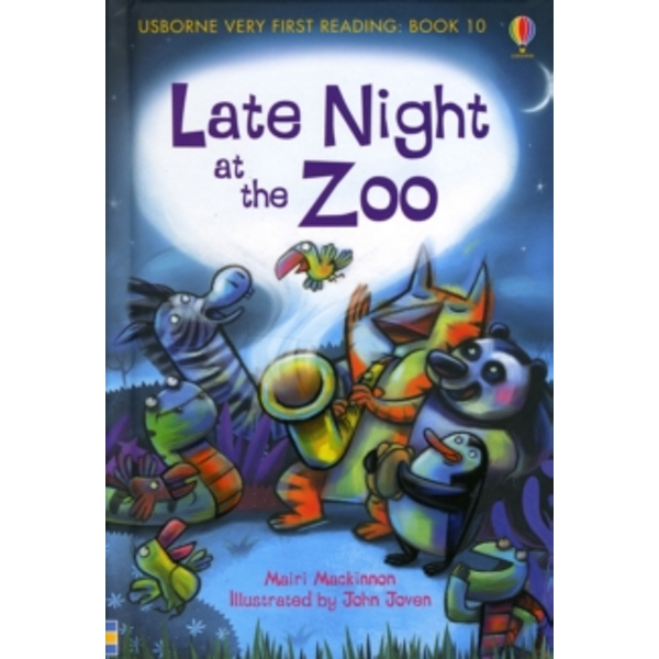 Late Night at the Zoo by Mairi Mackinnon (Hardback, 2010)