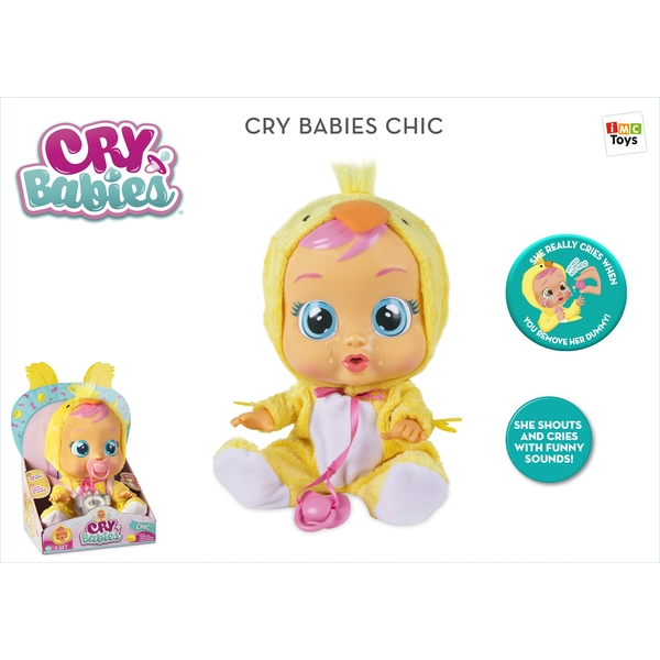 Baby Wow Cry Babies Chic Ozgameshop Com