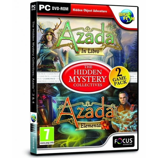 Azada 3 & 4 Double Pack PC Game