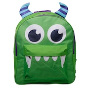 Monster Monstarz Kids School Rucksack