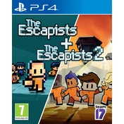 The Escapists + The Escapists 2 PS4 Game