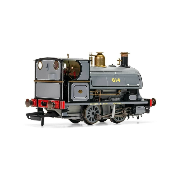 Hornby Peckett 614 Centenary Year Limited Edition 2017 Model Train