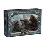 A Song Of Ice and Fire Umber Greataxes Expansion